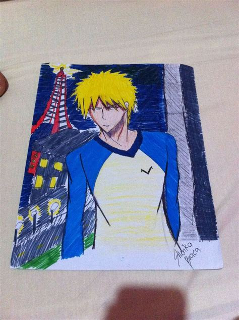 anime drawings  random stuff  random guy
