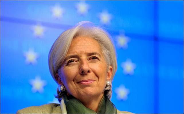 La directora del Fondo Monetario Internacional, Christine Lagarde.- Reuters
