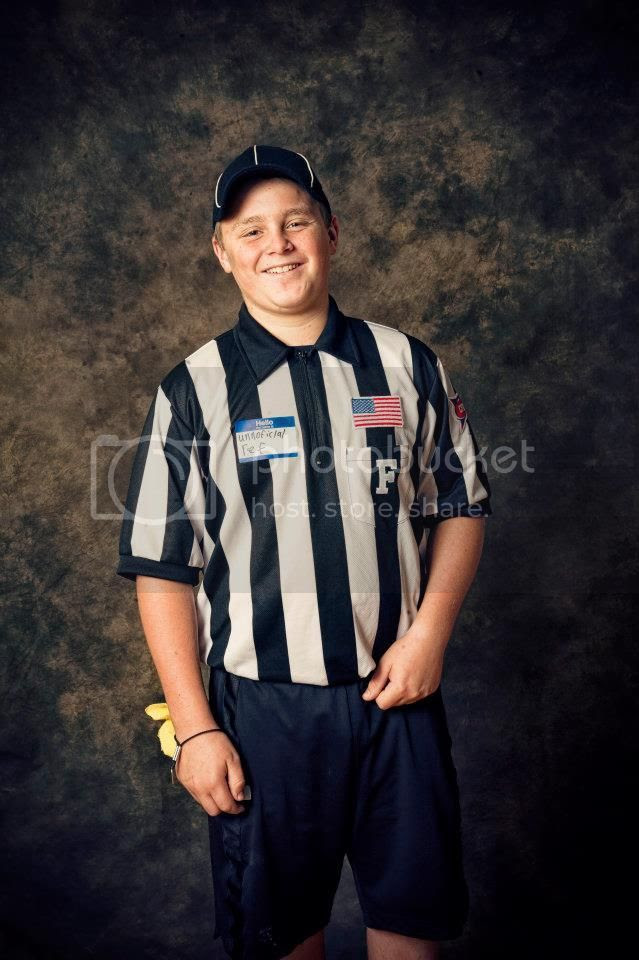 Unofficial Referee