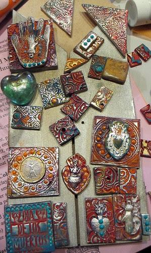 polymer tiles