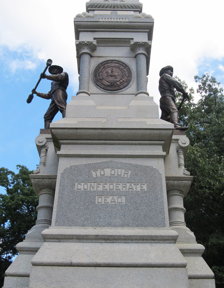 Image result for raleigh confederate monument'