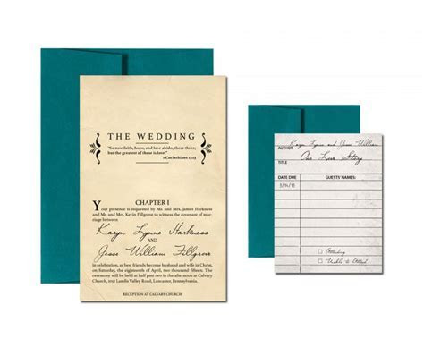 Printable Wedding Invitation With RSVP Card   Classy