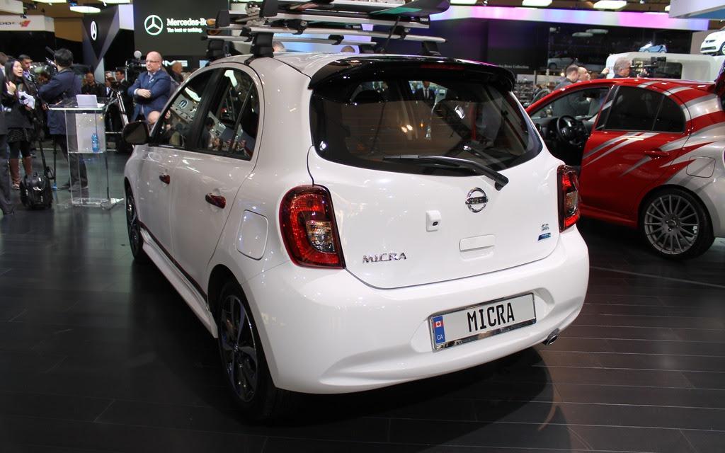 Nissan Micra: La voiture la moins chère sur le marché!