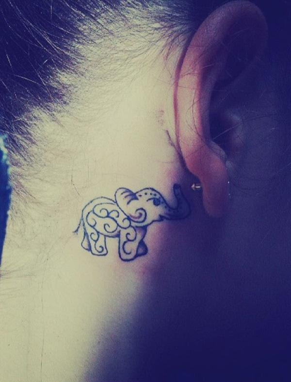 55 Elephant Tattoo Ideas Art And Design