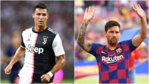 Ronaldo, Messi Make UEFA TOTY 2020 – See Full List
