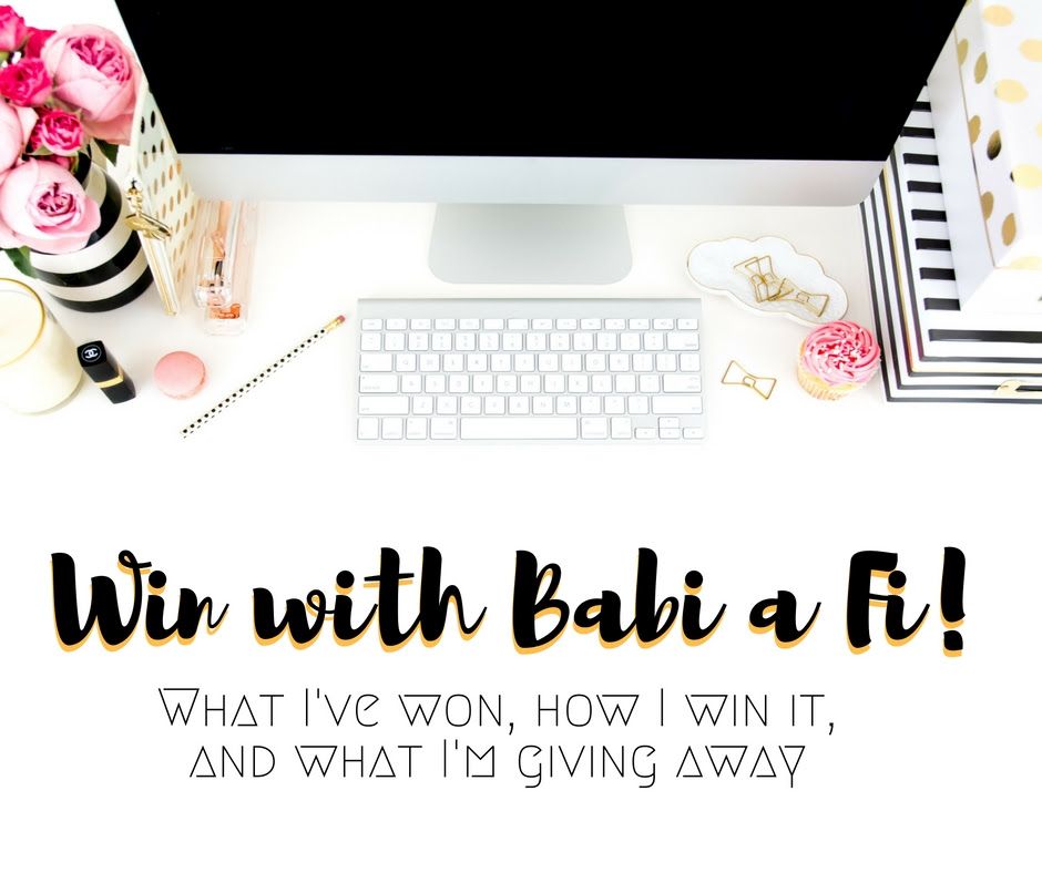 Win with Babi a Fi