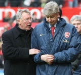Fergie and Wenger: Grand coalition