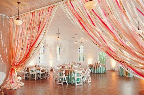 How to Decorate with Crepe Paper Streamers