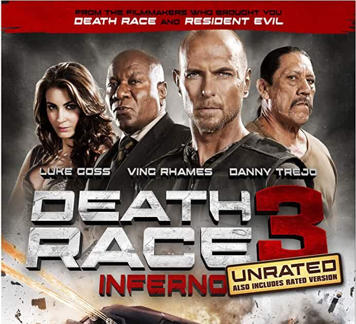 Death Race: Inferno >> Review And Trailer
