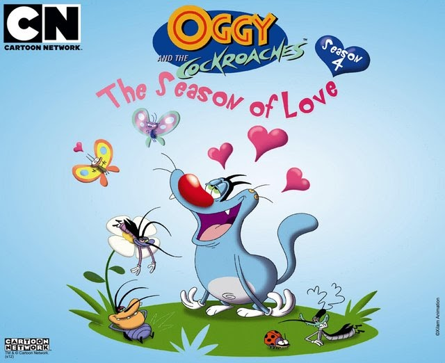 Oggy and The Cockroaches (Season 4) All Episodes Download