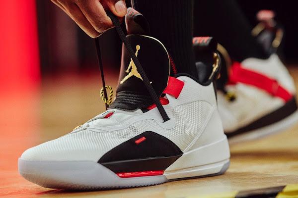 Nike s new Air Jordan 33 goes laceless 59e1d94b6