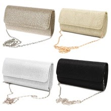 Women's Evening Shoulder Bag Bridal Clutch Party Prom