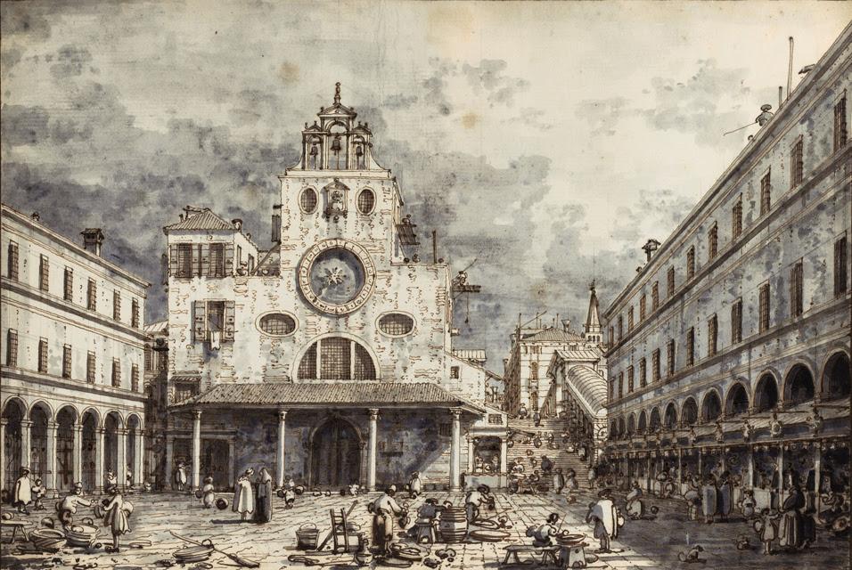 http://upload.wikimedia.org/wikipedia/commons/5/5c/Canaletto,_Venice_1697-1768,_Campo_San_Giacomo_di_Rialto,_Venice,_pen_and_brown_ink.jpg