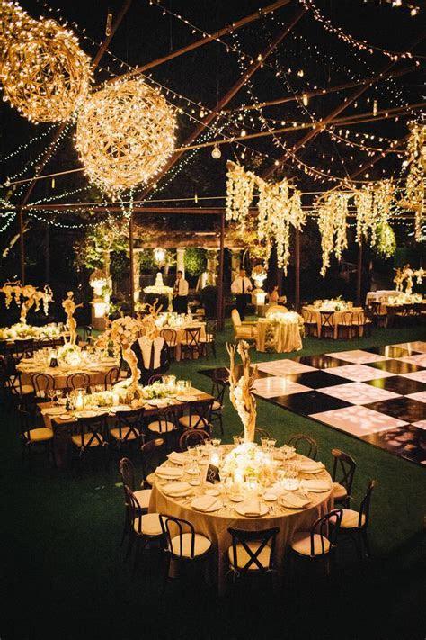 Elegant Bel Air Estate Wedding   Dance floors, Receptions