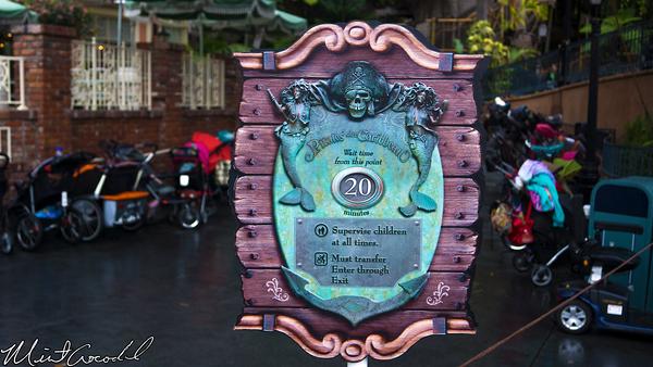 Disneyland Resort, Disneyland, Pirates, Caribbean, Sign