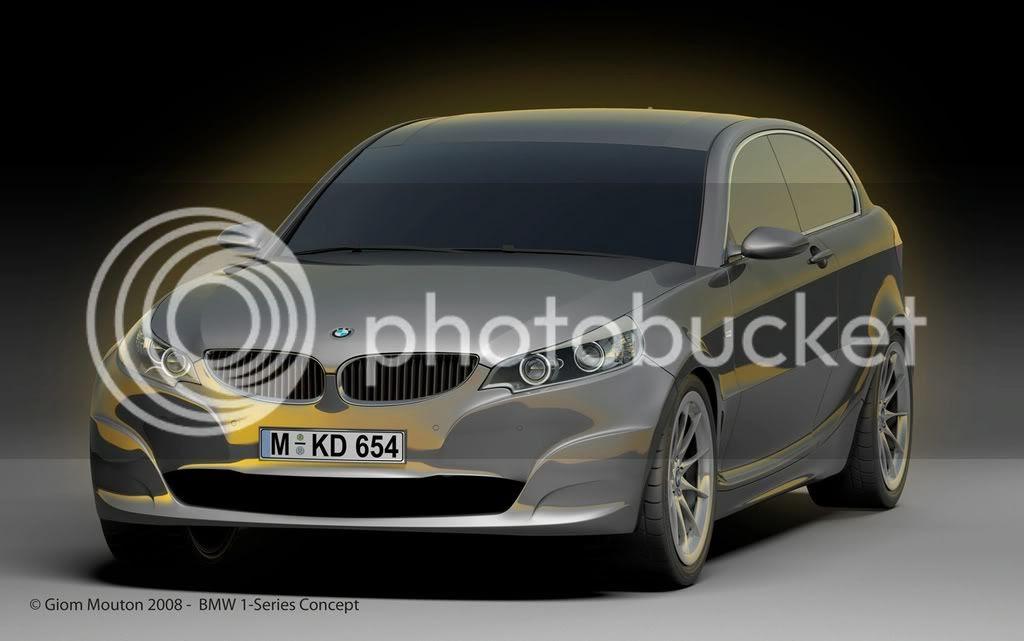 automotive corner 2011 bmw 1 series concept. Black Bedroom Furniture Sets. Home Design Ideas