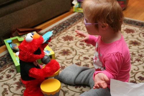 Rock n' Roll Elmo!