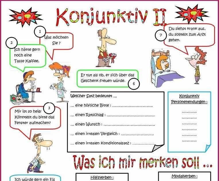Deutsch Lernen Fur Auslander Arbeitsblatter Kostenlos