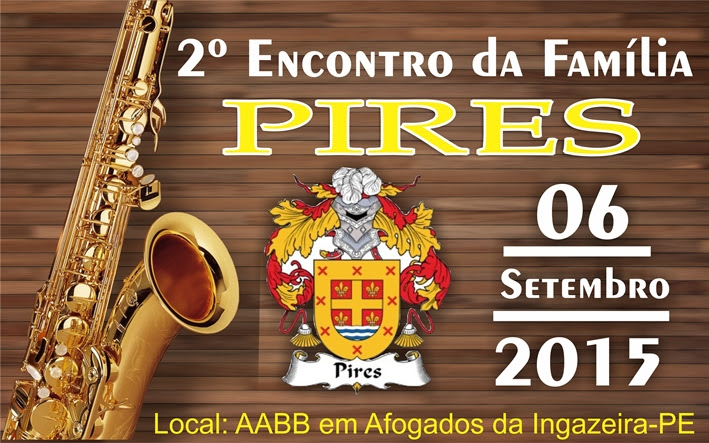 FESTA PIRES 2015