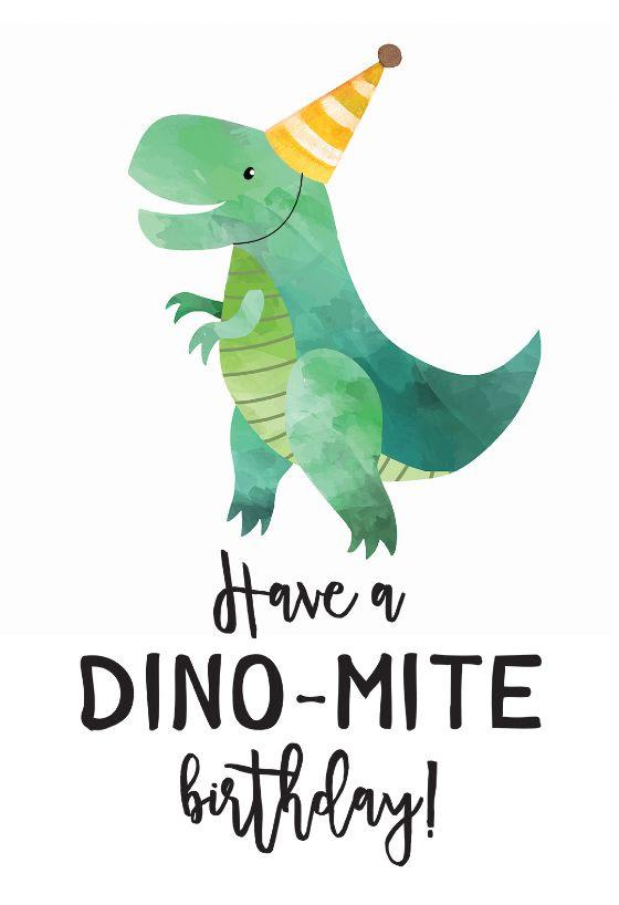 Have a Dino-Mite Birthday! :: Happy Birthday ...