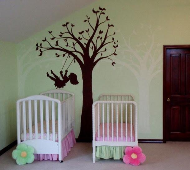 20 Nursery Ideas For Twin Babies