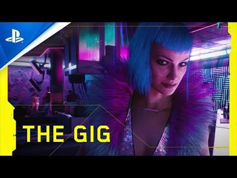 Cyberpunk 2077 - The Gig  trailer   PS4