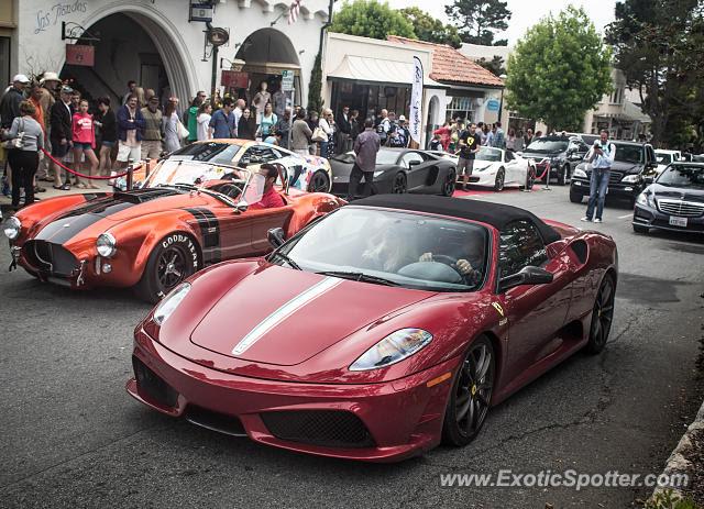F430, Cobra, Lamborghini, McLaren, more Ferraris