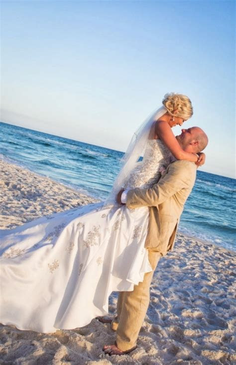 Real Panama City Beach Ceremony and Reception: Amy and