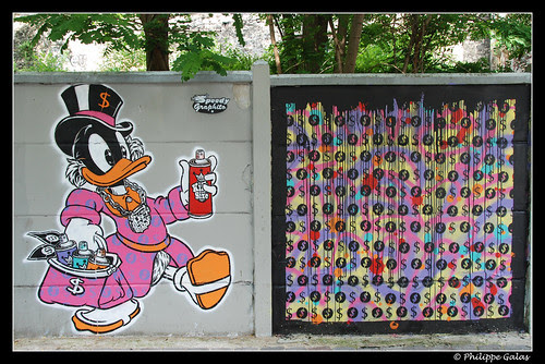 Picsou et Dollards - Speedy Graphito