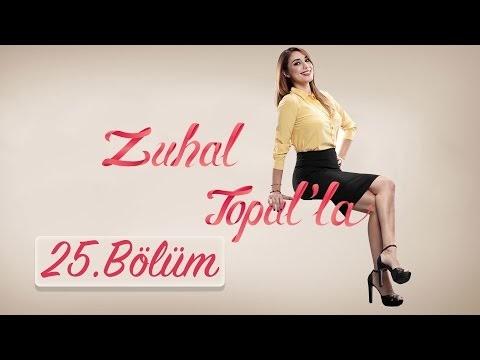 Zuhal Topal'la 26.09.2016 Tarihli Yayın 25. Bölüm İzle