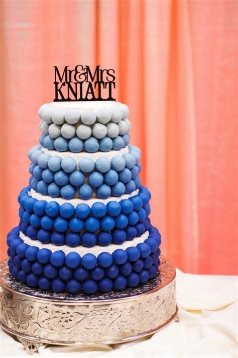 "Cake Bites Wedding ""Blues!""   Cake Bites, LLC"