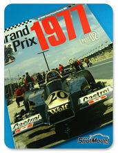 Libro  Model Factory Hiro - JOE HONDA Racing Pictorial Series - Grand Prix 1977, Segunda parte