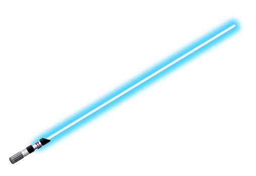 File:Lightsaber blue.svg