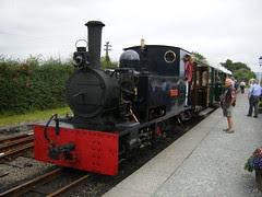 West Highland engine