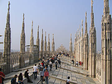 [milan cathedral]