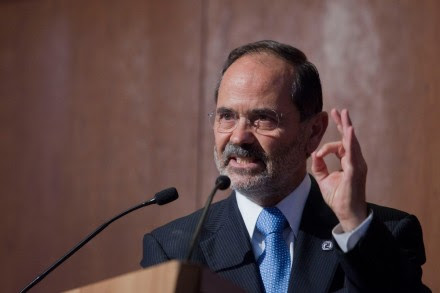 Gustavo Madero, presidente del PAN. Foto: Octavio Gómez