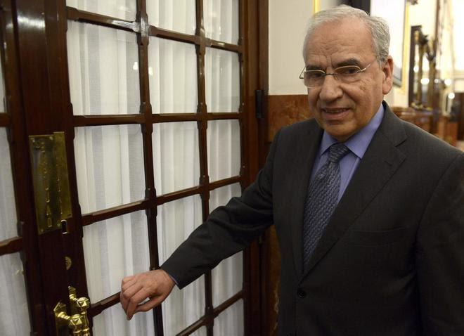 Alfonso Guerra, en el Congreso, en una imagen de archivo.