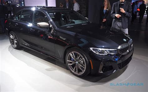 bmw mi   compelling return  form slashgear