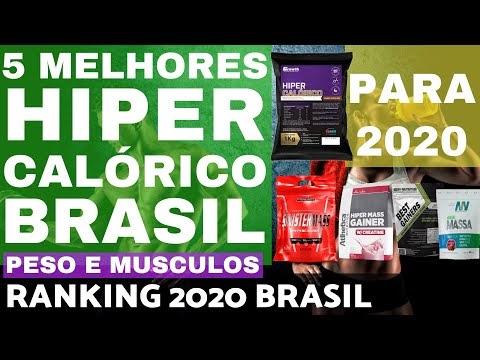 5 MELHORES HIPERCALÓRICOS  do BRASIL 2020 Ranking Brasileiro Hipercalorico Barato da Peso e Músculos