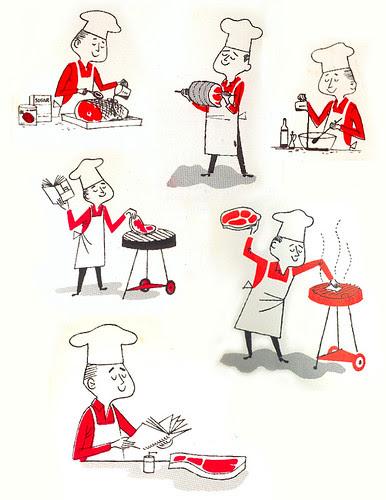 Chefs in Outdoor Chef Cookbook