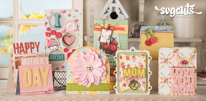 Cards For Moms SVG Kit