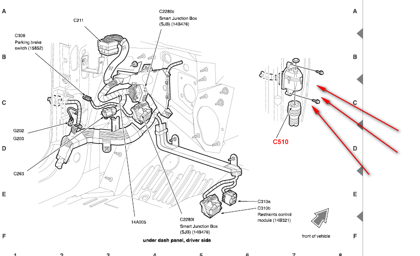 Freightliner Xc Chassis Parts Diagram - Diagram For You
