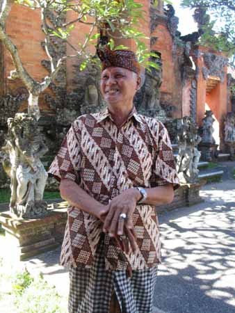 The Intangible Cultural Heritage of Indonesian Batik
