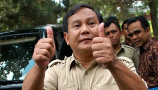 Total Kekayaan Prabowo Subianto