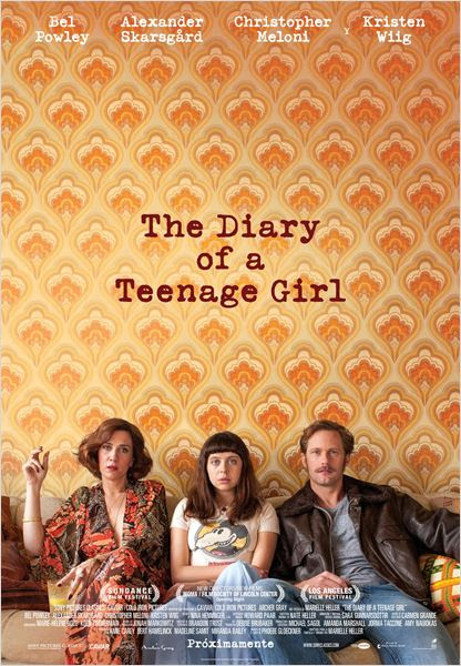 The Diary of a Teenage Girl : Cartel