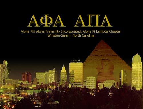 alpha phi alpha. Alpha Phi Alpha Fraternity,