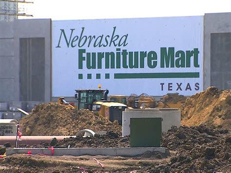 nebraska furniture mart driving development boom