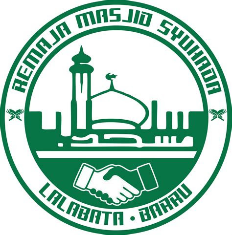 contoh desain logo remaja masjid jasa desain grafis