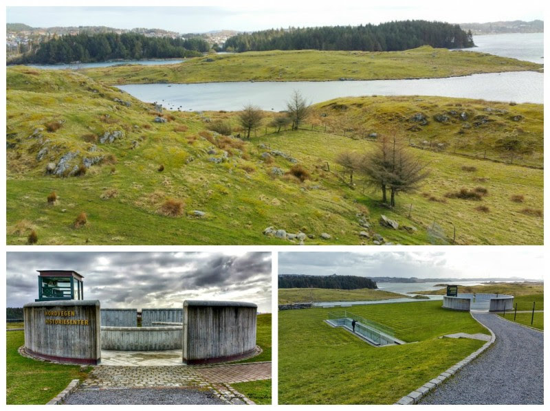Avaldsnes Haugesund, Viking sites, Norway