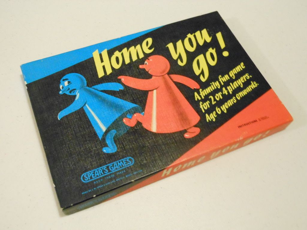 Home You Go - Spear's Games